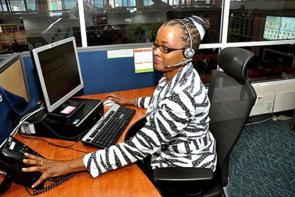 Meet the Lady Behind the Safaricom's Mteja Hapatikani Voice Message