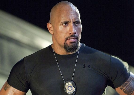 Dwayne Johnson  uliza