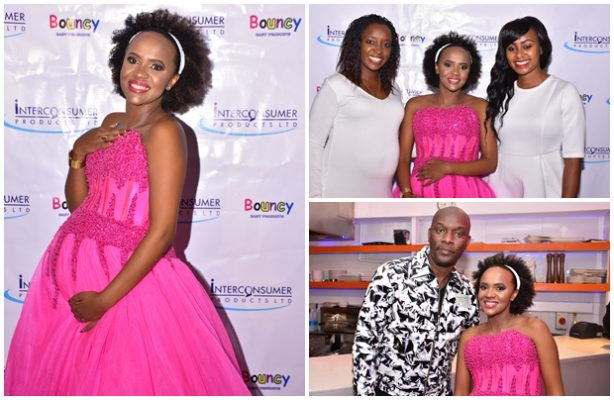 EXCLUSIVE PICS : DJ Pierra Makena's Elegant Baby Shower