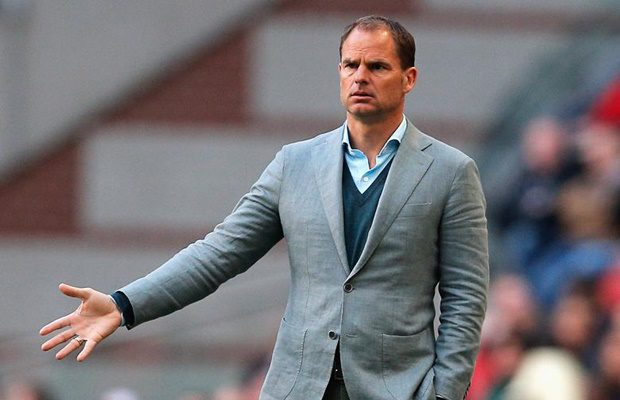De Boer is building something at Inter – Morratti