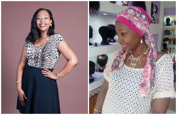 JANET IKUA : 'It took me WEEKS to accept my hair loss, I felt like my body was falling Apart'