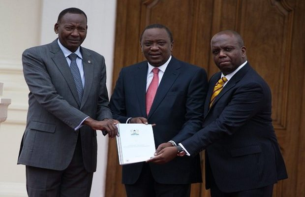 President Uhuru Launches new strategy to counter terrorism