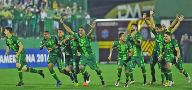 CONMEBOL suspends all activities following Chapecoense crash