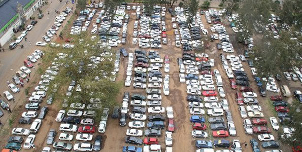 Motorists to register cars and licences with new NTSA register.
