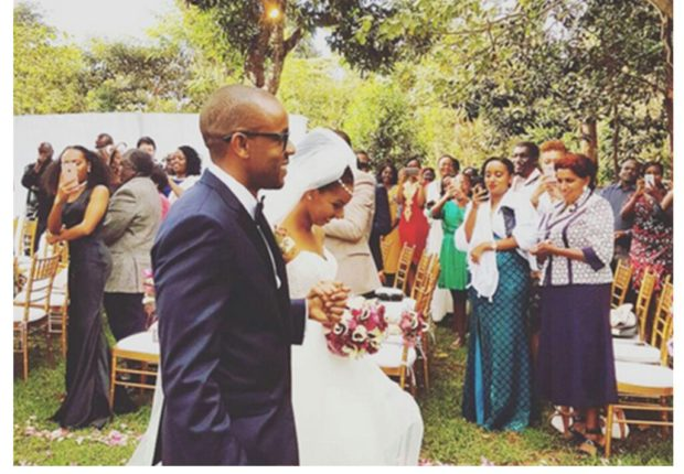 Actress Sarah Hassan 'Tanya' Weds At A Beautiful Wedding