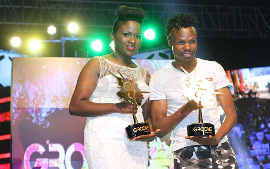 Groove Awards 2017 Full Winners List